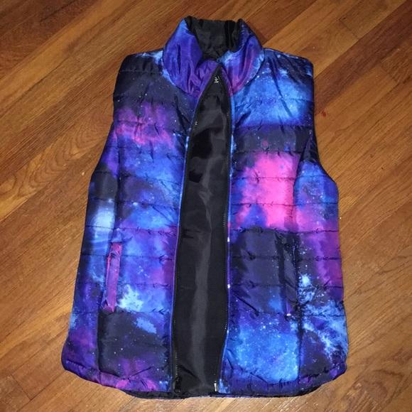 Rue21 Jackets & Blazers - Galaxy Vest